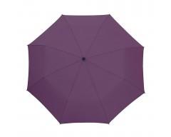 Зонт складной полуавтоматический сиреневый