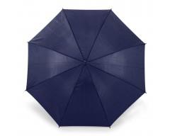 Зонт-трость с автоматическим открытием, синий
