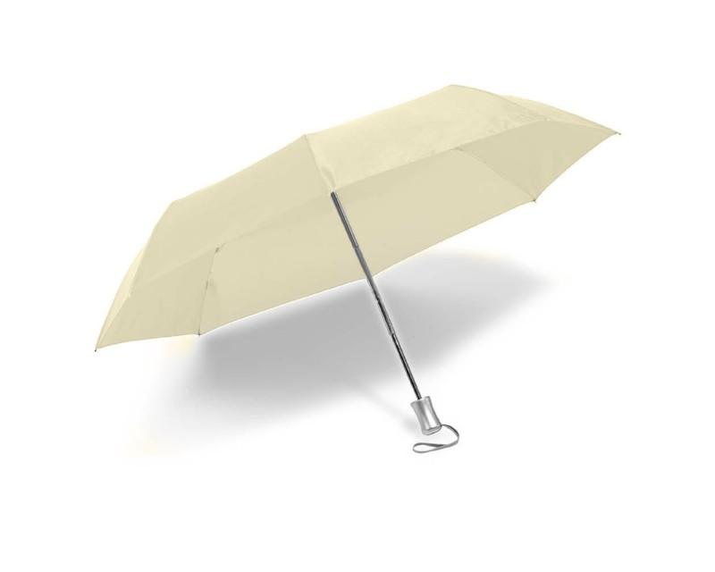 Зонт складной бежевій