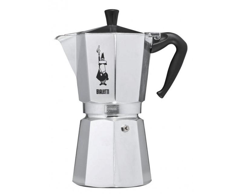 Гейзерна кавоварка Bialetti Moka Express 4 чашки