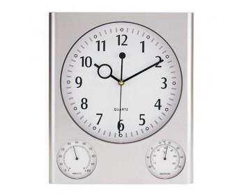 Часы настенные с термометром