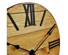 Настенные часы деревянные Nevada Gold