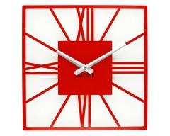 Настенные часы New York Red