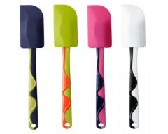 Силиконовая лопатка разноцветная