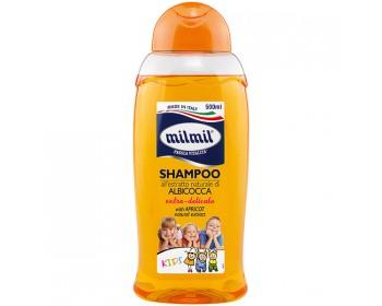 Шампунь-бальзам для детей с экстрактом абрикоса, 500 мл