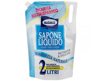 Жидкое деликатное мыло для всей семьи