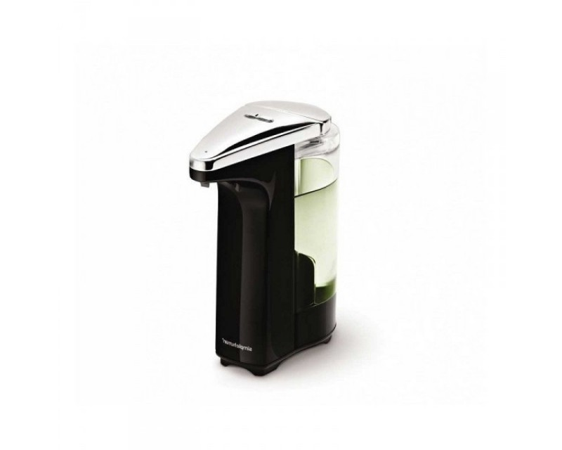 Дозатор жидкого мыла сенсорный черный
