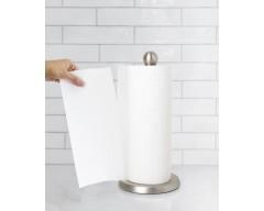 Держатель бумажных полотенец TUG белый