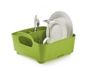 Сушка для посуды Tub зеленая