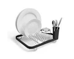 Сушилка для посуды Sinkin черная