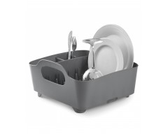 Сушка для посуды Tub графитовая