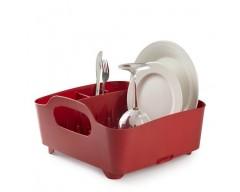 Сушка для посуды Tub красная