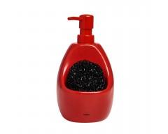 Диспенсер для жидкого мыла Joey красный