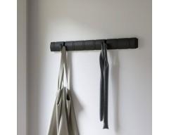 Вешалка для вещей Flip 8 черная