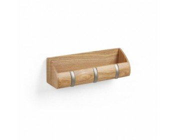 Полка-вешалка многофункциональная Cubby mini - natural