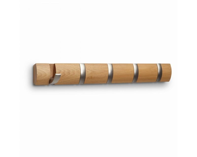 Вешалка для вещей Flip 5 дерево