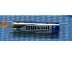 Батарейка тип AAA Maxell Alkaline LR03